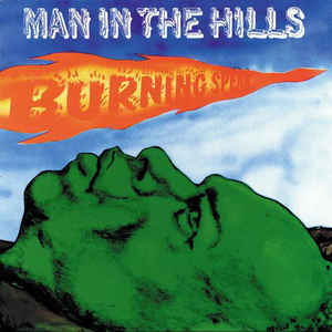 Burning Spear - Man In The Hills - Album Cover