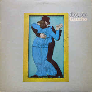 Steely Dan - Gaucho - Album Cover