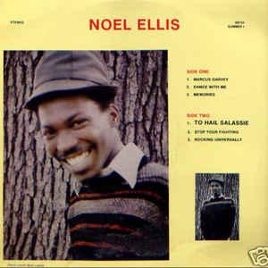 Noel Ellis - Noel Ellis - Album Cover