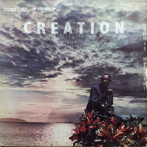 Lennie Hibbert - Creation - Album Cover