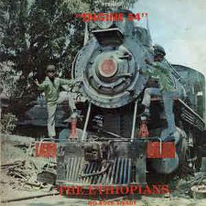 The Ethiopians - Engine 54 - Album Cover