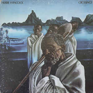 Herbie Hancock - Crossings - Album Cover