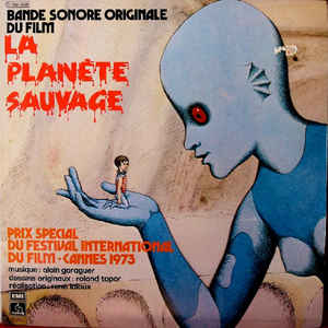 La Planète Sauvage (Bande Sonore Originale) - Album Cover - VinylWorld