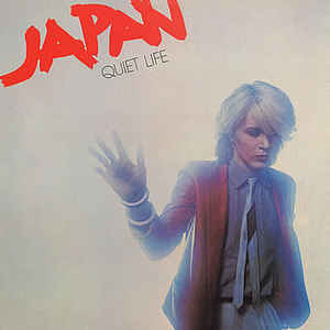 Japan - Quiet Life - Album Cover