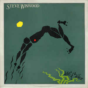 Steve Winwood - Arc Of A Diver - Album Cover