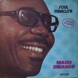 Soul Makossa - Album Cover - VinylWorld