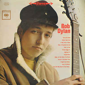 Bob Dylan - Album Cover - VinylWorld