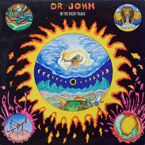 Dr. John - In The Right Place - Album Cover