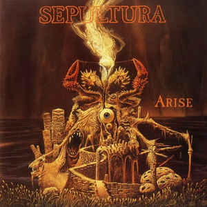 Sepultura - Arise - Album Cover