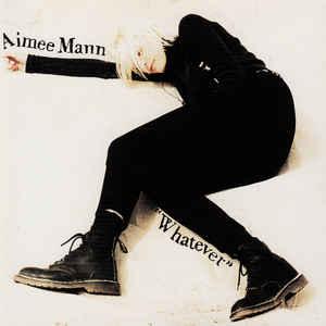 Aimee Mann - Whatever - Album Cover