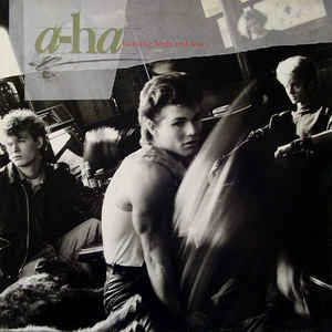 a-ha - Hunting High And Low - Album Cover