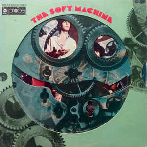 The Soft Machine - Album Cover - VinylWorld