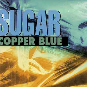 Sugar (5) - Copper Blue - Album Cover