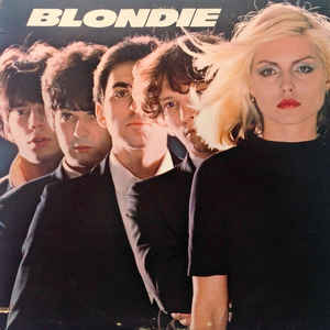 Blondie - Blondie - Album Cover
