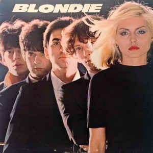 Blondie - Album Cover - VinylWorld