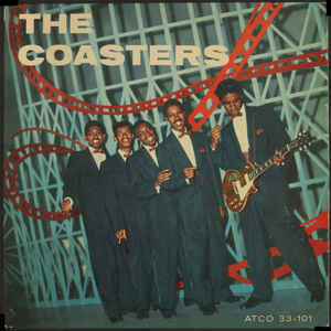The Coasters - The Coasters - Album Cover