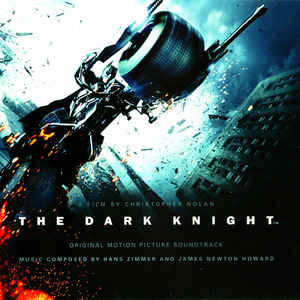 The Dark Knight (Original Motion Picture Soundtrack) - Album Cover - VinylWorld