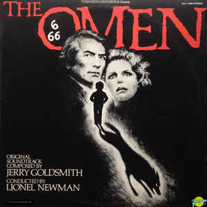 The Omen - Original Motion Picture Soundtrack - Album Cover - VinylWorld