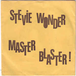 Master Blaster ! - Album Cover - VinylWorld