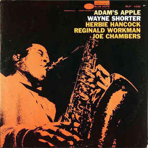 Wayne Shorter - Adam's Apple - Album Cover