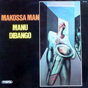 Manu Dibango - Makossa Man - Album Cover