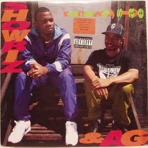 Showbiz & A.G. - Runaway Slave - Album Cover