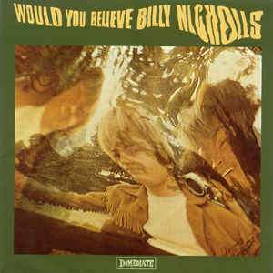 Billy Nicholls - Would You Believe - Album Cover