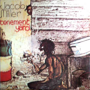 Jacob Miller - Tenement Yard - Album Cover