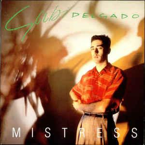 Gabi Delgado - Mistress - Album Cover