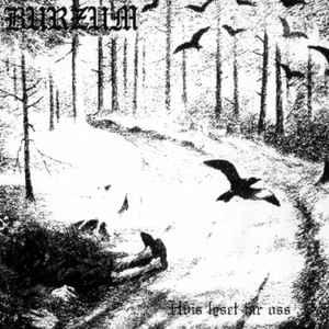 Burzum - Hvis Lyset Tar Oss - Album Cover