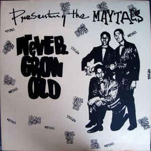 Never Grow Old - Album Cover - VinylWorld
