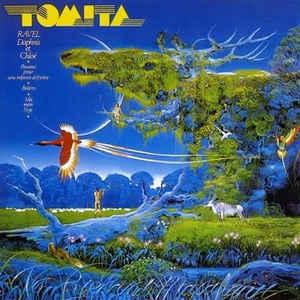Tomita - Daphnis Et Chloé - Album Cover