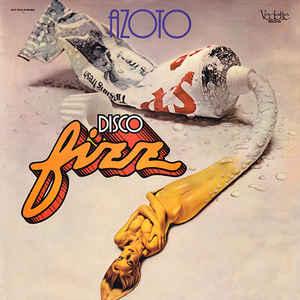 Azoto - Disco Fizz - VinylWorld