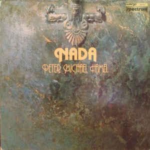 Peter Michael Hamel - Nada - Album Cover