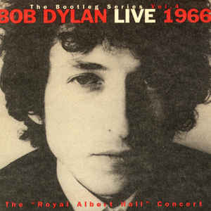 "Live 1966 (The ""Royal Albert Hall"" Concert) - Album Cover - VinylWorld"