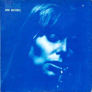 Joni Mitchell - Blue - Album Cover