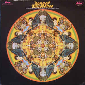 David Axelrod - Song Of Innocence - Album Cover