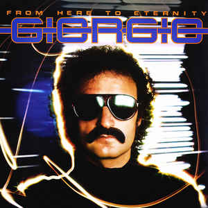 Giorgio Moroder - From Here To Eternity - Album Cover