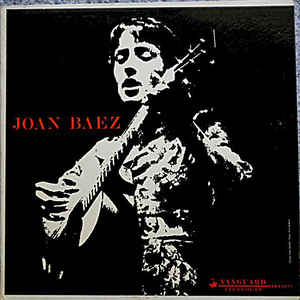 Joan Baez - Album Cover - VinylWorld