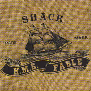 Shack (3) - H.M.S. Fable - Album Cover