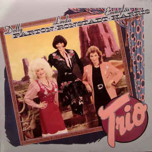 Dolly Parton - Trio - Album Cover