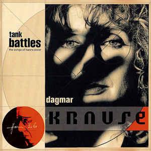 Dagmar Krause - Tank Battles: The Songs Of Hanns Eisler - Album Cover