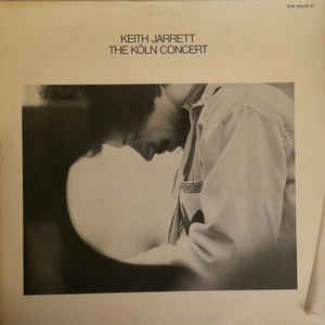 Keith Jarrett - The Köln Concert - Album Cover