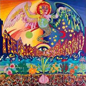 The Incredible String Band - The 5000 Spirits Or The Layers Of The Onion - Album Cover