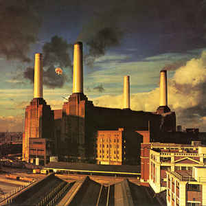 Pink Floyd - Animals - Album Cover