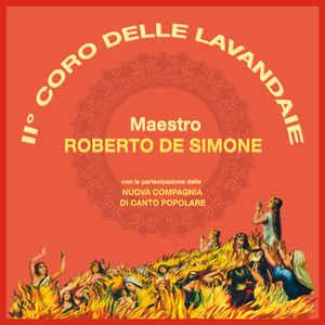 Roberto De Simone - II° Coro Delle Lavandaie - Album Cover
