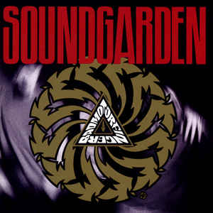 Soundgarden - Badmotorfinger - Album Cover