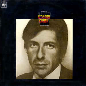Leonard Cohen - Songs Of Leonard Cohen - Album Cover
