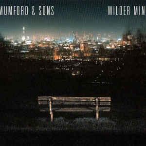 Mumford & Sons - Wilder Mind - Album Cover
