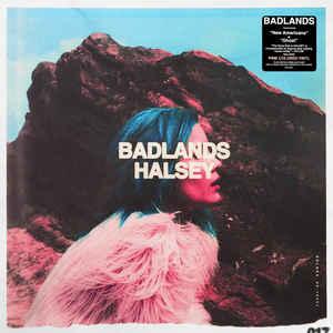 Halsey - Badlands - Album Cover